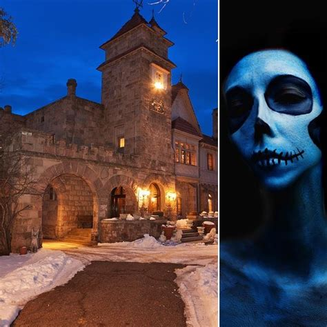 A Haunting Attraction 10 scariest haunted attractions in colorado
