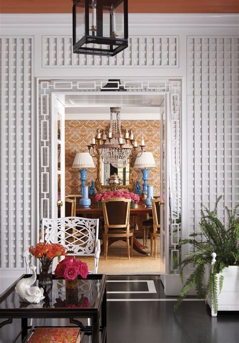 Shelley Johnstone   A Designer I Love   Accent walls