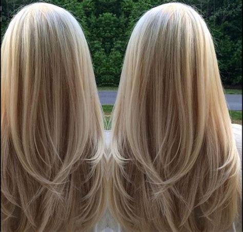 Stufenschnitt Lange Haare by Stufenschnitt Lange Haare Haarschnitte Und Frisuren
