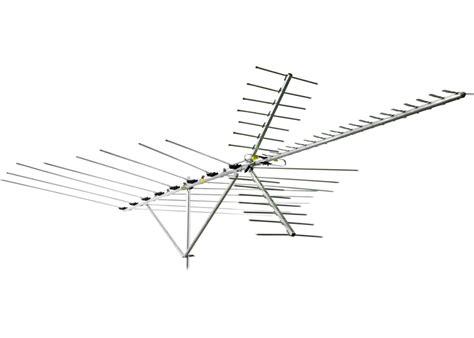 channel master tv antenna vhf uhf fm hd outdoor range 100 cm 3020 ebay