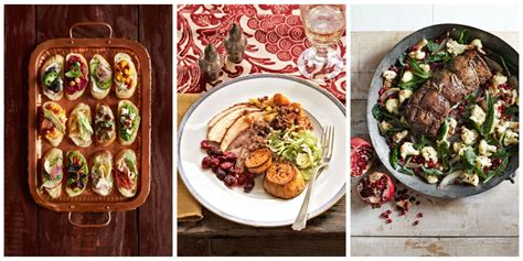 60 easy christmas dinner ideas best holiday meal recipes