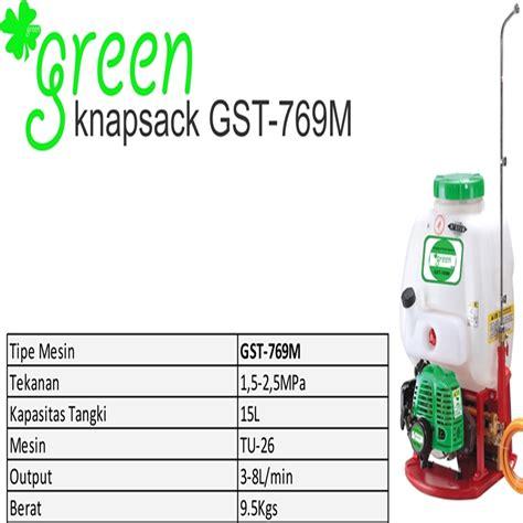 Harga Alat Semprot Air Tanaman harga jual green gst 769m alat semprot hama 15 liter