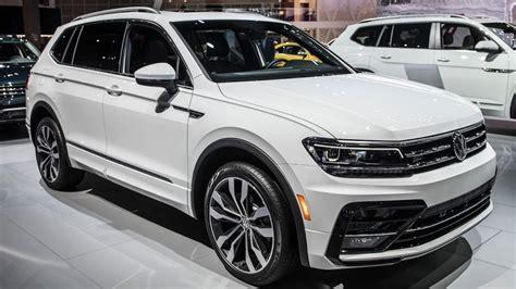 Upcoming Volkswagen In 2020 by 2020 Volkswagen Tiguan Us Review And Release Date