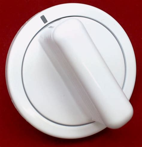 Ge Dryer Timer Knob by We01x10160 Dryer Timer Knob White For General Electric