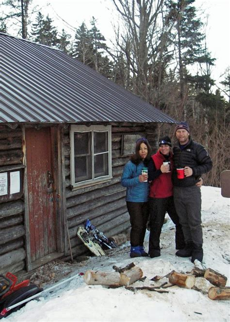 Black Mountain Cabin by Black Mountain Cabin Winter Adventure White Mountains