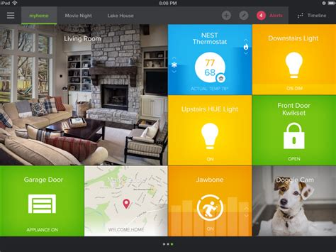 the decent home automation system is a dvr built