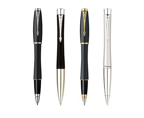 pen with black ballpoint pen with medium