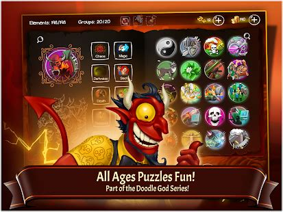 doodle release demons doodle hd free app report on mobile