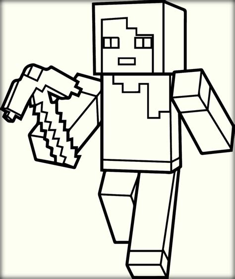 printable coloring pages minecraft minecraft coloring pages