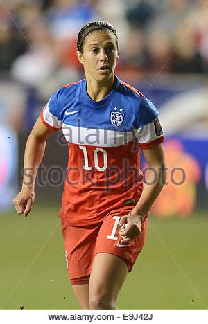 carli lloyd for the 10 bill chester pa usa 26th oct 2014 20141026 mexico