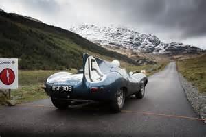 Jaguar For Jaguar Prepares For 2015 Mille Miglia With Scotland Bound