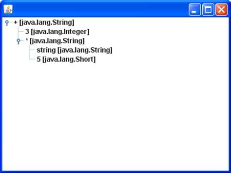 jtree exle in java swing creating a custom renderer jtree editor renderer 171 swing