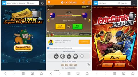 themes ckirckit games uc browser launches 1st series of cricket themed web games