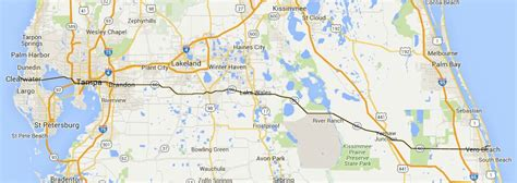 route through florida cattle country you will see miles of cattle florida road trips on the east west highways