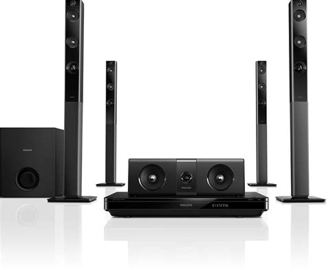 Home Theater Nuage 5 1 5 1 3d home theater con htb5570d 78 philips