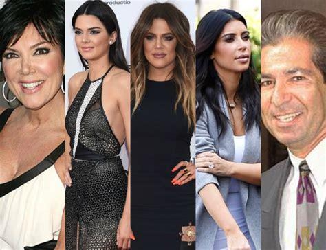 khloé kardashian ojciec kim był ojciec si 243 str kardashian i na czym się dorobił