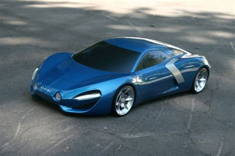 renault concept renault alpine concept built on nissan gt r chassis