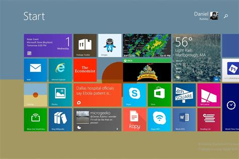 here is how to get back the modern start screen in windows