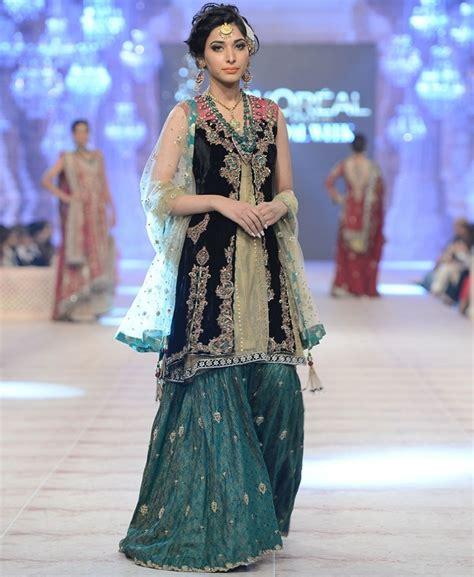 design dress 2017 pakistan latest bridal walima dress design trends in pakistan