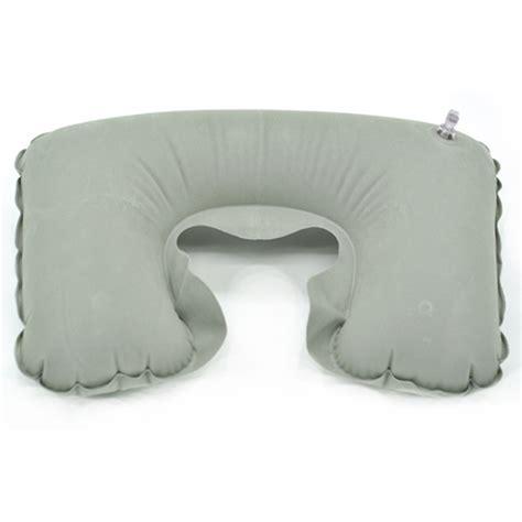 Murah Gogo Pillow Bantal 3 In 1 Travel Pillow Bantal Leher Sandar Tabl travelling products pillow air bantal angin gray