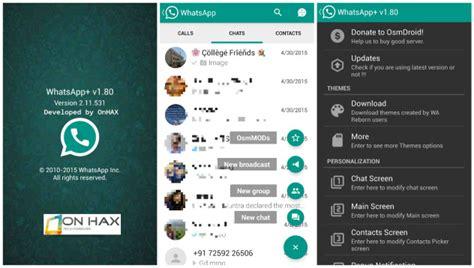 whatsapp hack apk whatsapp plus v3 20 mod apk