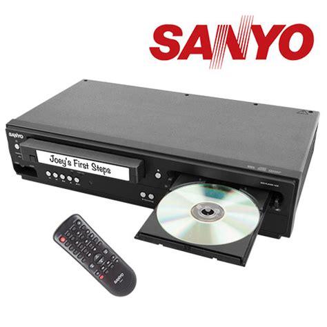 Paket Unit Dvd Player Plus Speaker Coaxial 4 Inci sanyo fwz475f dvd vcr recorder ebay
