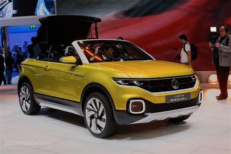 volkswagen t cross crosses a polo with a range
