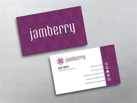 Jamberry Business Card Template by Jamberry Business Cards Free Shipping