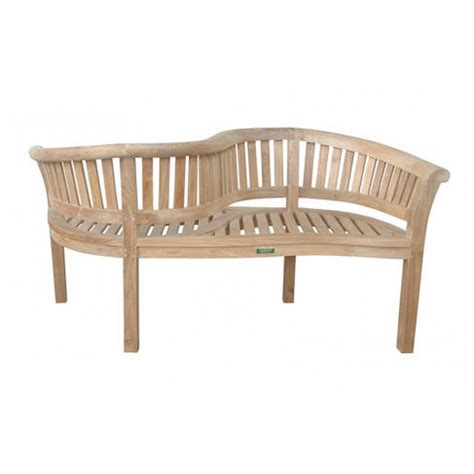 bench love curve love seat bench serenelakeliving com