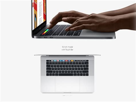 Macbook Pro Touch Bar 15 Inch macbook pro 15inch 2016 with touch bar and touch id