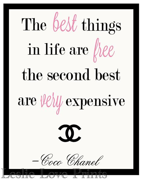 Best Quotes Coco Chanel Quotes Quotesgram