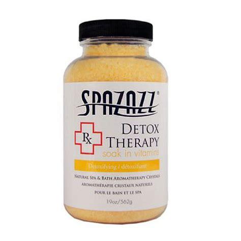 Detox Therapy by Spazazz Detox Aromatherapy Spa Company