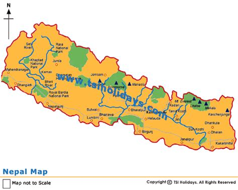 map  nepalcities  nepalnepal citiesnepal city