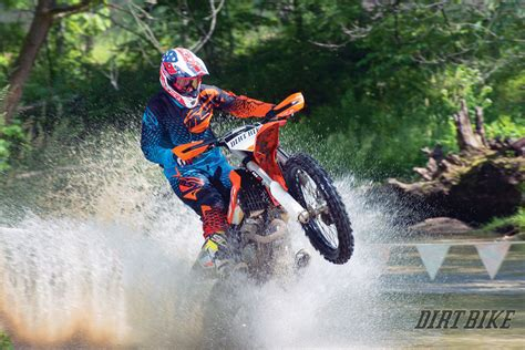 Dirt Bike Giveaway 2016 - 2016 ktm 350xcf full test dirt bike magazine
