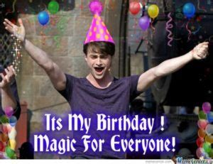 Harry Potter Happy Birthday Meme - 80 top funny happy birthday memes