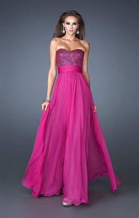 vestidos para nias on pinterest vestidos fiestas and vestido largo de fiesta boda noche fucsia palabra de