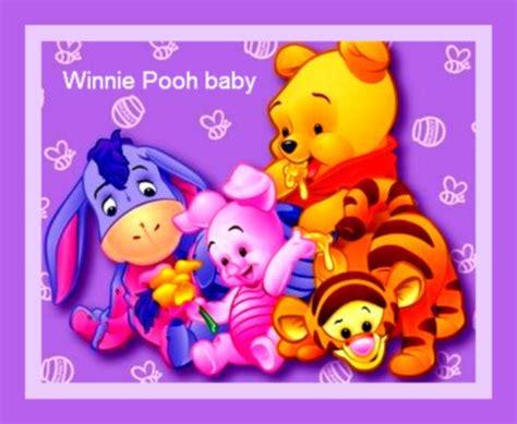 imagenes tiernas winnie pooh im 225 genes bonitas de winnie pooh bebe