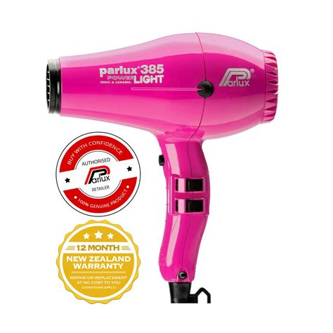 Rct Hair Dryer Fuschia parlux 385 powerlight hair dryer fuchsia the lounge