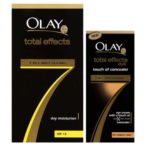 Olay Total Effects Eye 15ml olay total effects touch of concealer eye with max factor concealer skin adaptive colour