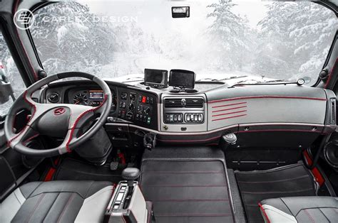 mercedes truck 6x6 interior mercedes zetros 2733 a 6x6 mercedes zetros 6x6