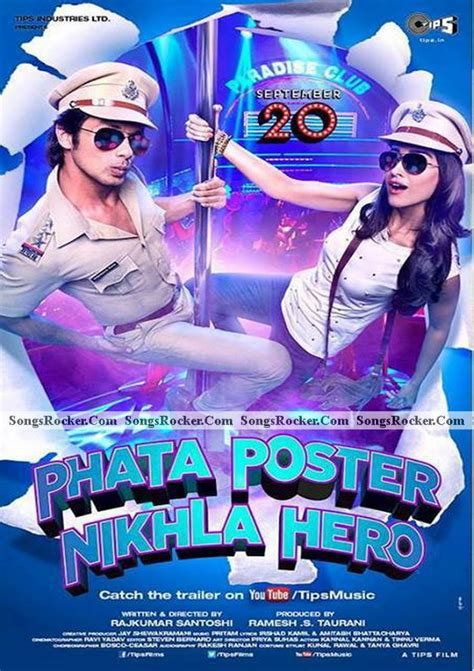 download mp3 from hero download free phata poster nikla hero mp3 songs songs