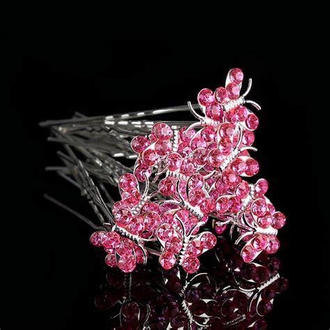 1pcs Tiara Hair Jewelry Butterfly Rhinestone Pin Comb תכשיטי שיער פשוט לקנות באלי אקספרס בעברית זיפי