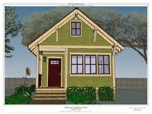 new free plan the small house catalog