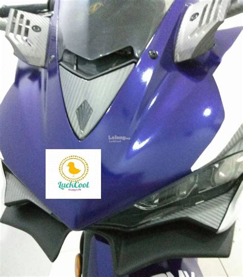 Winglet R25 New By Nito Shop winglet modify yamaha r25 end 8 12 2017 7 15 pm myt