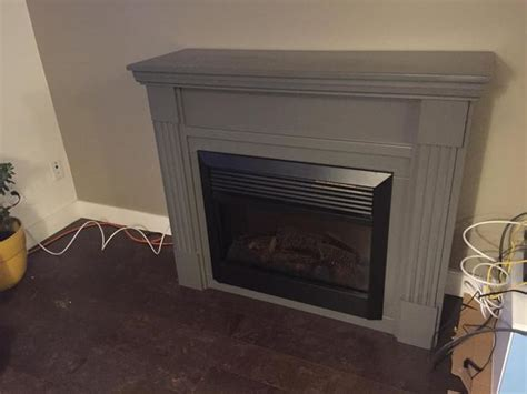 Who Sells Dimplex Electric Fireplaces by Fireplace Dimplex Bf5000 And Mantle Burnaby Incl New