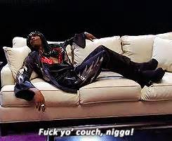 fuck yo couch dave chappelle comedy central gif find share on giphy