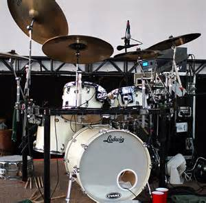 rack mounted mic stands anyone drummerworld official