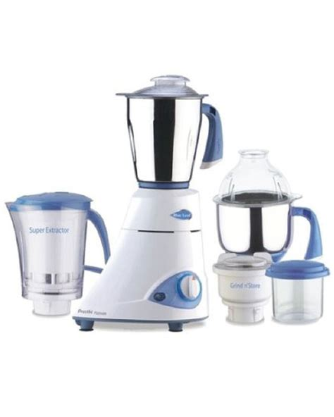 Kitchen Grinder 750 Watts Buy Preethi Blueleaf Platinum 750 Watt Mixer Grinder 5