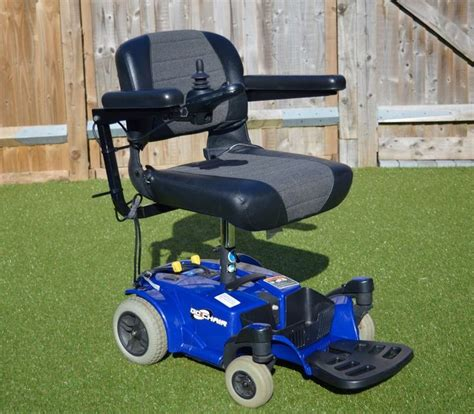 Pride Mobility Chairs by Pride Mobility Go Chair Electric Wheelchair Power Chair With New Batteries Power Wheelchairs