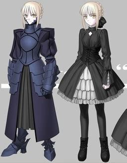 saber alter characters myfigurecollection net